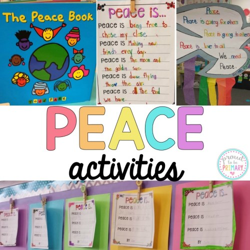 Peace Activities: remembrance day in Canada