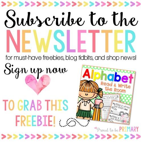newsletter square promo