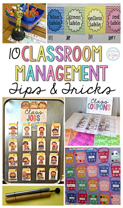 Are you a teacher looking for classroom management ideas that will make your classroom run smoother? Check out these 10 positive classroom management tips and tricks that have been tried, tested, and WORK in elementary classrooms! PLUS kids love these activities!