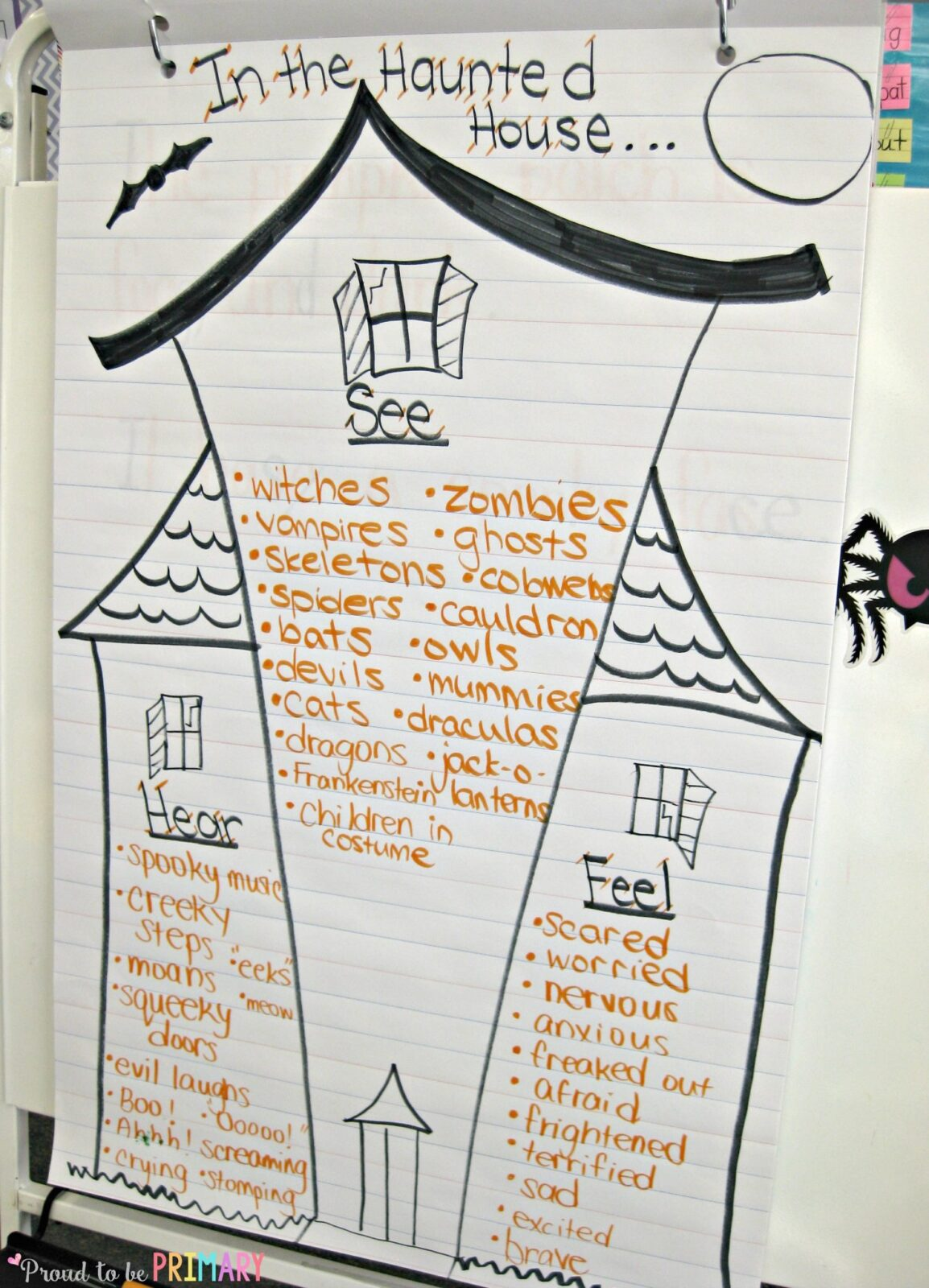 Halloween Writing Kids Will Scream About