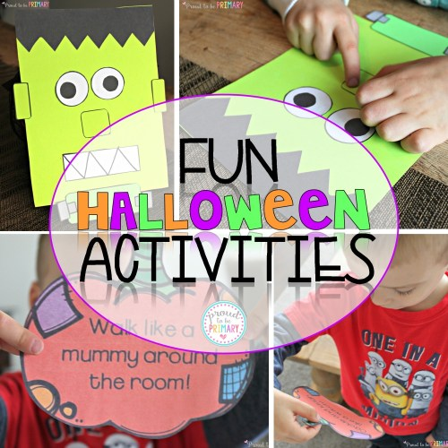 fun halloween activities
