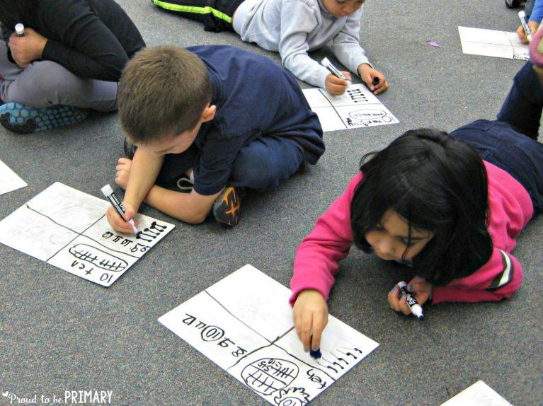 tips for building math fluency - whiteboard math