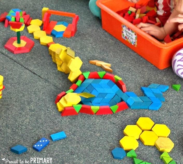 math manipulatives every classroom needs - pattern blocks