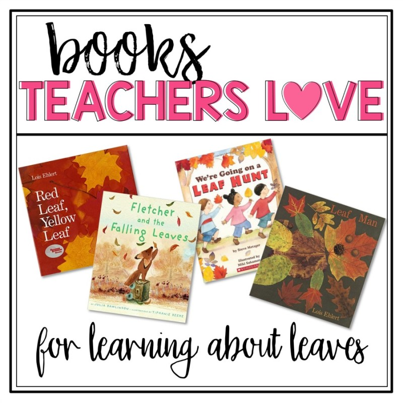 Children's Books and Activities for Learning About Leaves