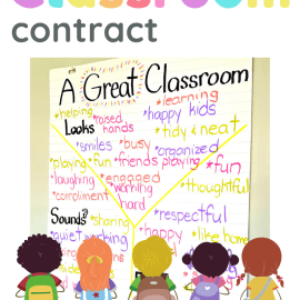 Creating a Classroom Contract and Expectations with Students