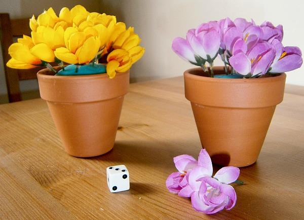 Fun-a-Day - Spring Math Game
