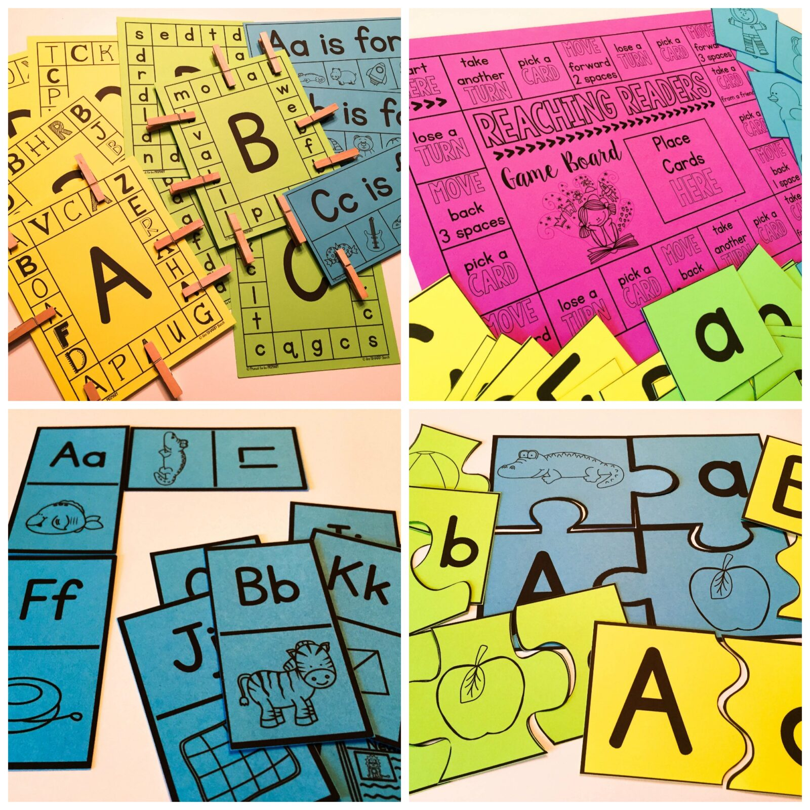 Letter Recognition Creative And Engaging Ways To Teach It Proud To Be Primary