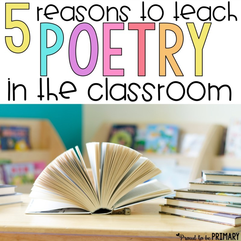 why is poetry important