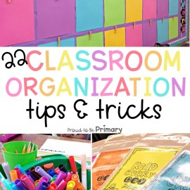classroom organization ideas for the classroom