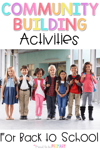 community building activities for B2S PIN