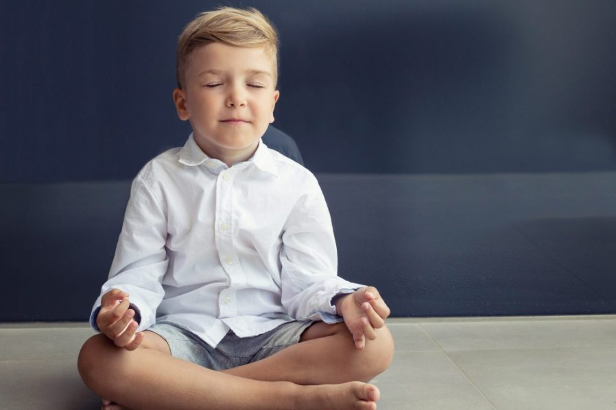 teaching self-regulation skills in the classroom - yoga