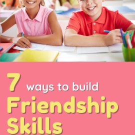 Friendship Activities and Lessons to Build Classroom Relationships