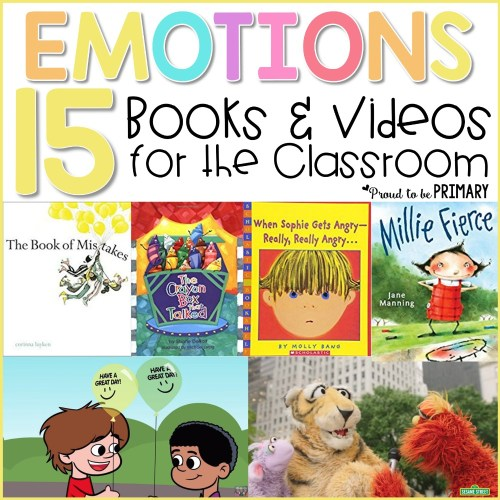 Emotional Skills Books and Videos