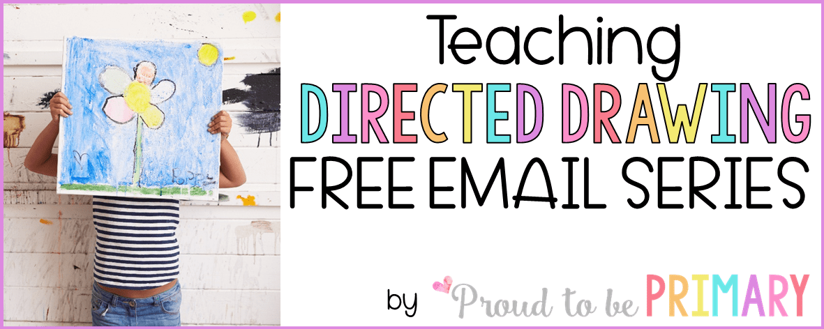 free directed drawing email series