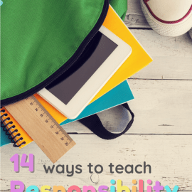 14 Ways to Teach Responsibility in the Elementary Classroom