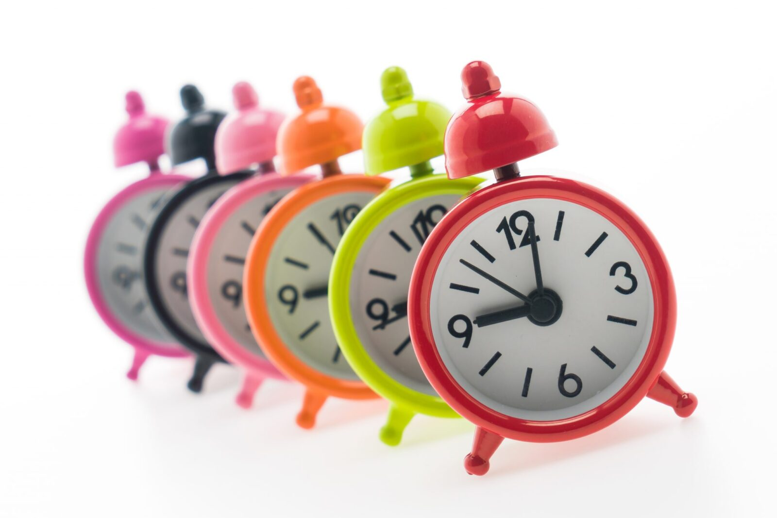 countdown clocks as a classroom management strategy