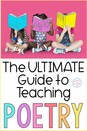 ultimate guide to teaching poetry to kids