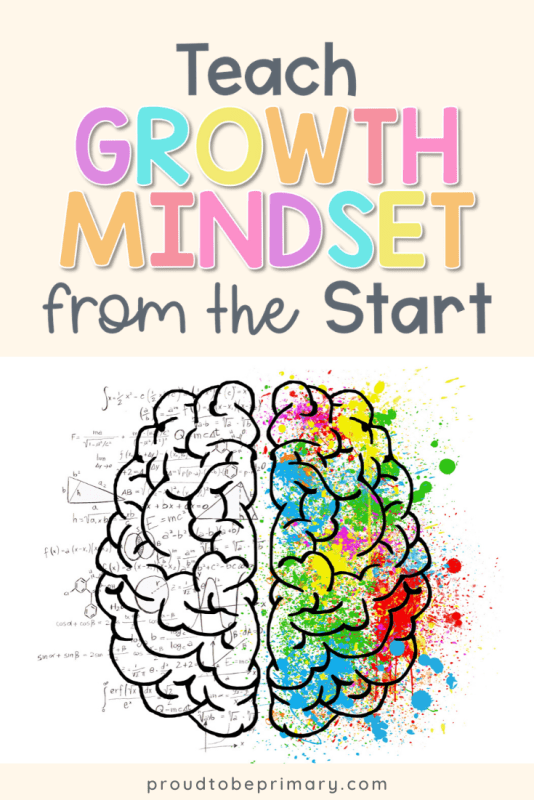 Growth Mindset in the Classroom: Ideas to Start the Year