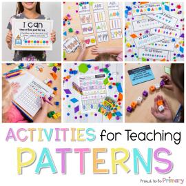 pattern activities for kids header
