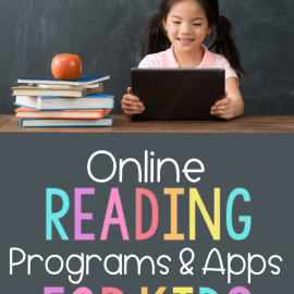 Online Reading for Kids: Best Programs and Apps