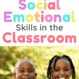 Ways to Develop Social-Emotional Skills in the Classroom
