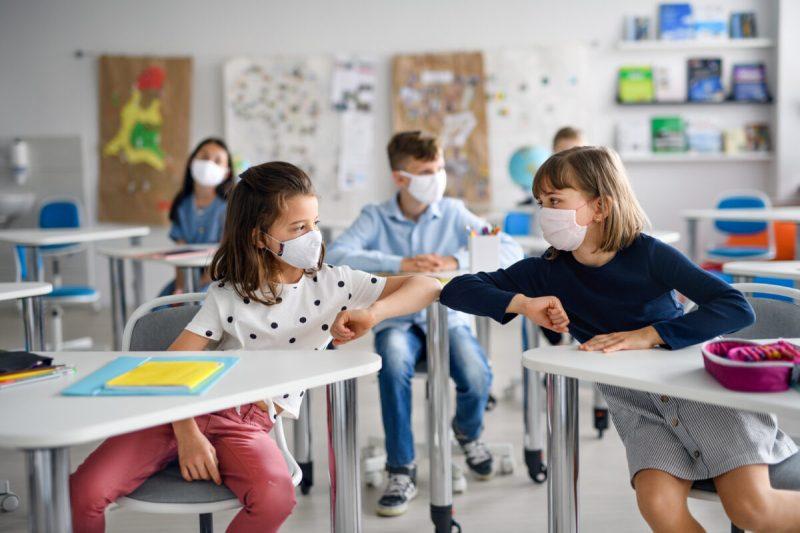 classroom social distancing ideas