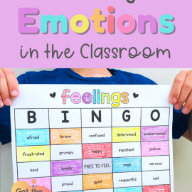 30+ Important Emotions and Feelings Lessons for Kids