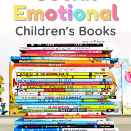 Social-Emotional Learning Book List for K-3 Teachers