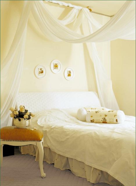 A Feminine Bedroom Fulton Homes