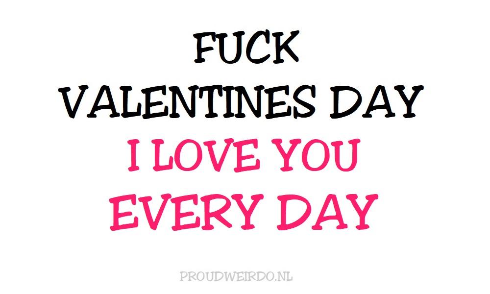 Valentijns..onzin