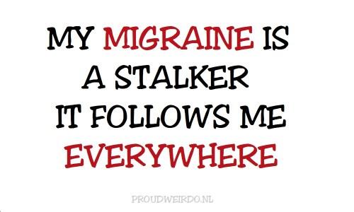 Reizen met migraine