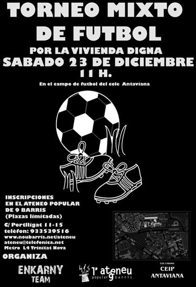 Torneo Mixto de Futbol