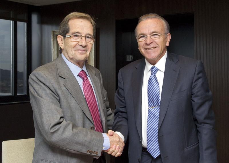 Ejecutivos de las grandes empresas lideran la Fundación Privada Banco de Alimentos de Barcelona