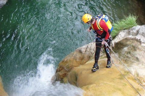 Canyoning Perlana ESTATE 2021