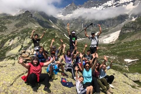 Summer Climb Camp 2021 MONTAGNA