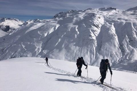 Corso Scialpinismo in Settimana 2021