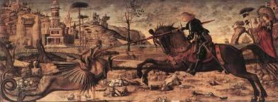 Carpaccio-4.-Sant Jordi i el drac-1502