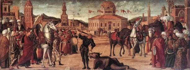 Carpaccio-5.-El triomf de Sant Jordi-1502