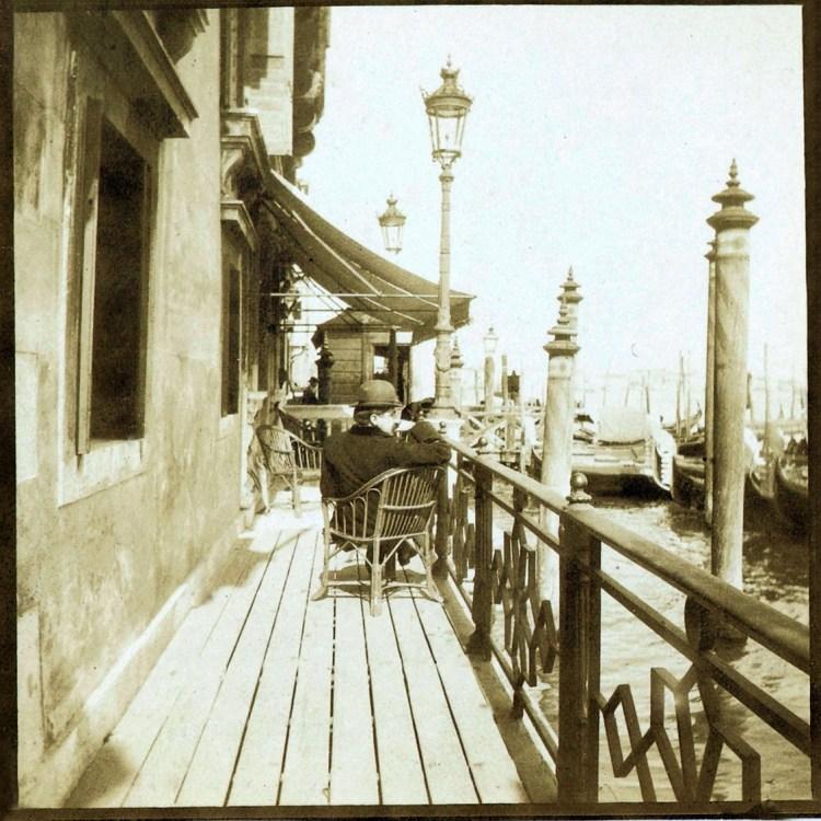 Marcel Proust à Venise