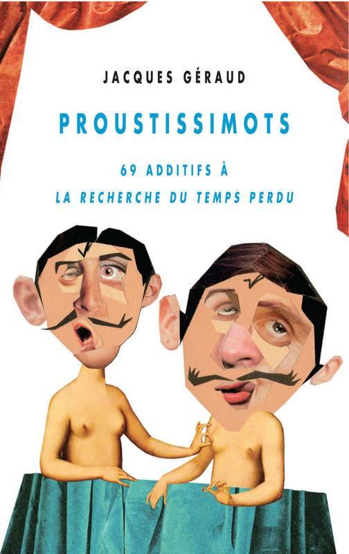 couverture de proustissimots de Jacques Géraud
