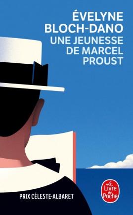 Couverture de Une Jeunesse de Marcel Proust - Livre de Poche