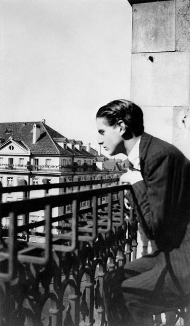 Francis Bacon au Ritz, 1929