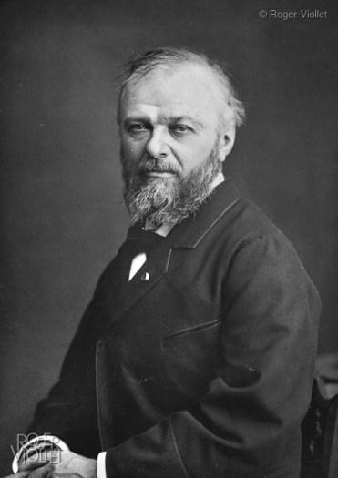 Portrait de Jean-Jacques Henner