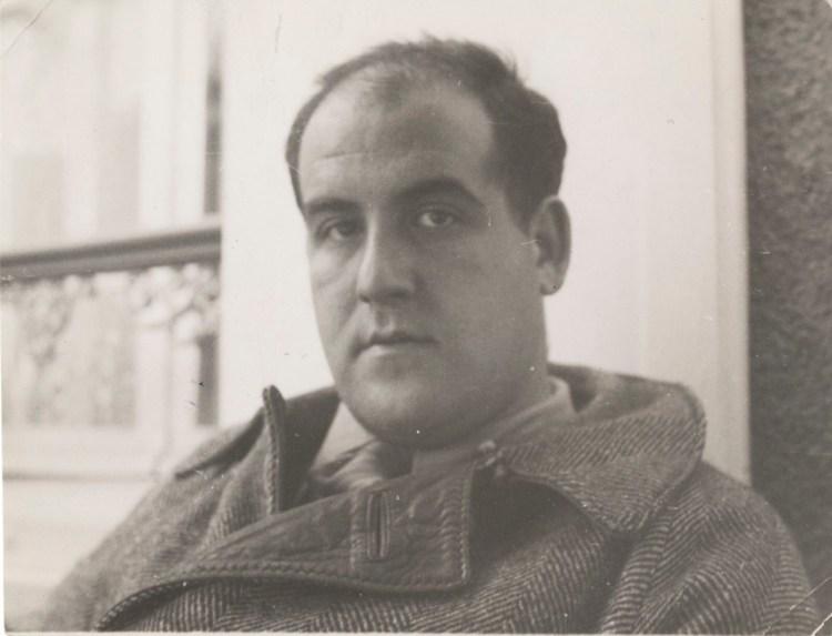 portrait de Maurice Sachs