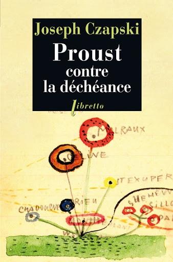 Couverture de Proust contre la déchéance