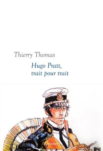 Couverture de Hugo Pratt trait pour trait