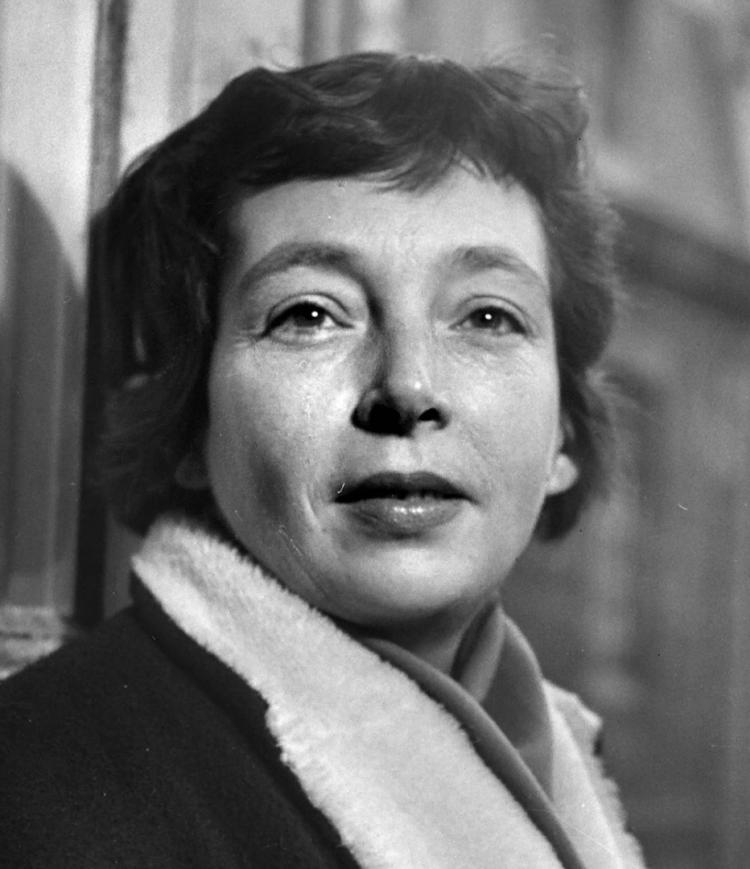 Portrait de MArguerite Duras