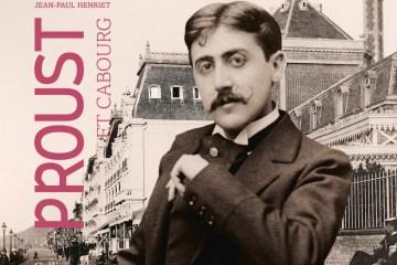 Plat 1 de la couverture Proust et Cabourg aux éditions Gallimard