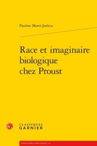 Couverture de Race et imaginaire politique chez Proust
