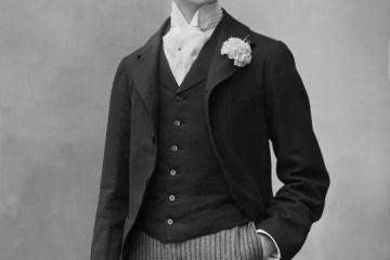 Portrait de Willie Heath par Paul Nadar